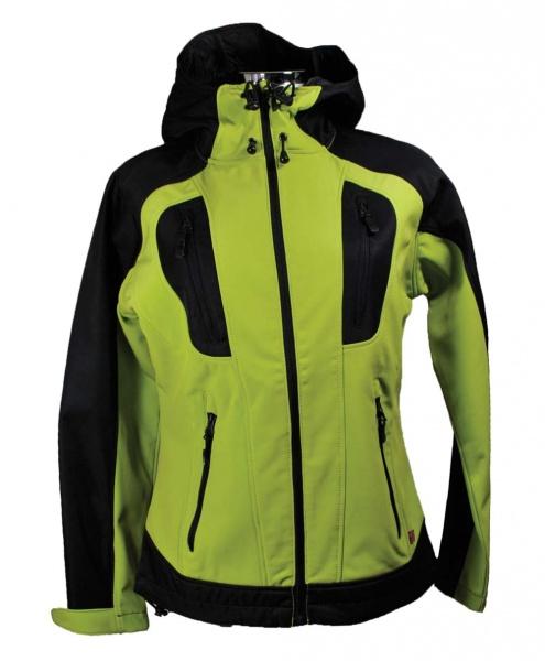 92a08cd6 Flott Softshell jakke for damer, syv ulike farger - Patriotisk